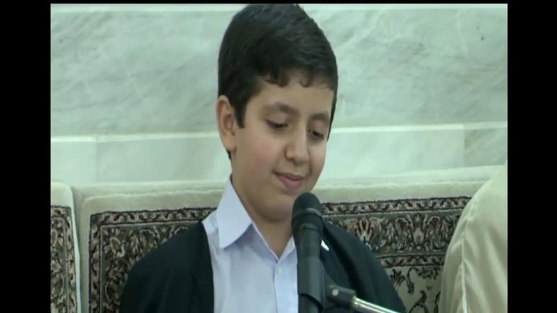 Mustafa İsmail'i Taklit Eden Çocuk Mükemmel Kuran Okuyor