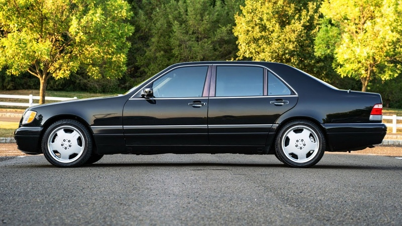 1999 Mercedes Benz S500 w140 Grand Edition