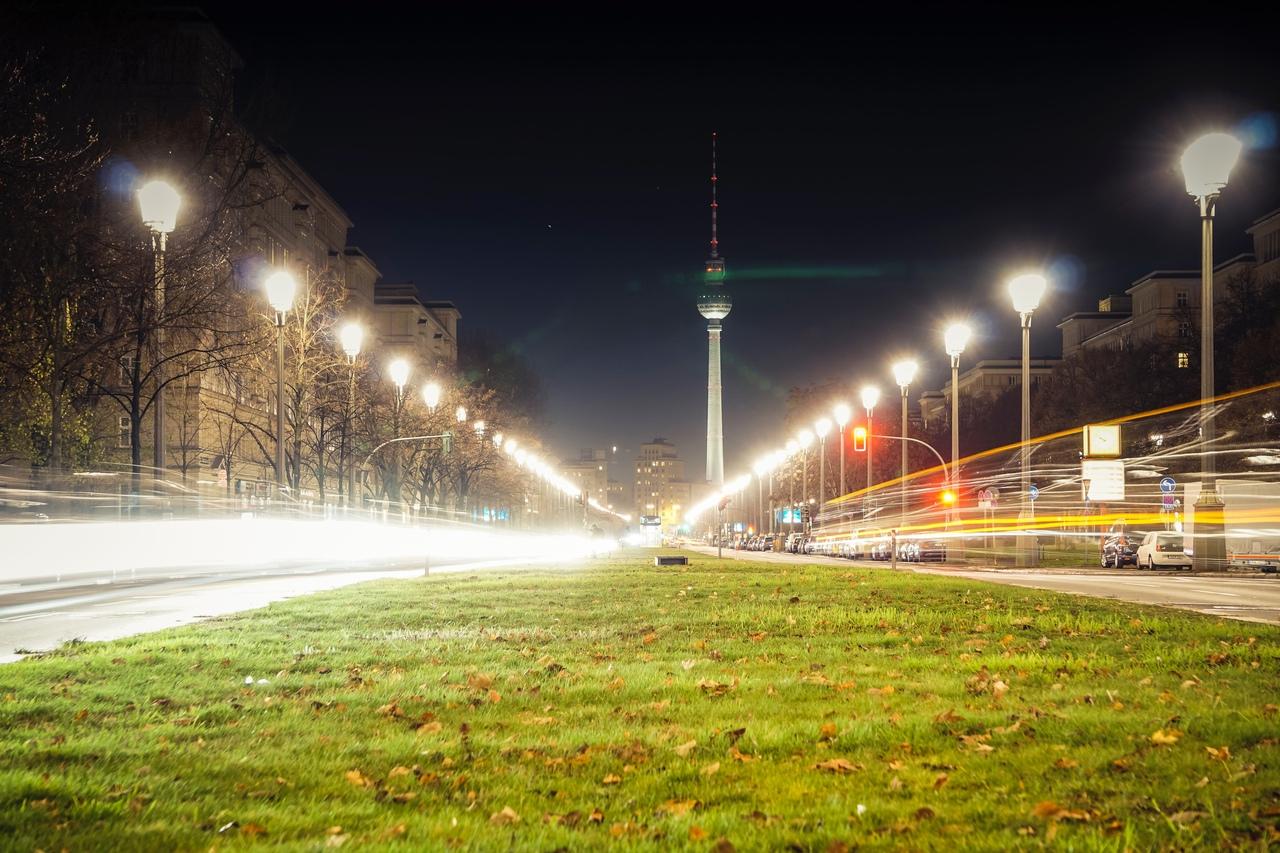 картинки освещение города