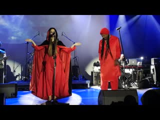 """Original enigma voices """"beyond the invisible"""" (live in wroclaw, 31.03.2019)"""