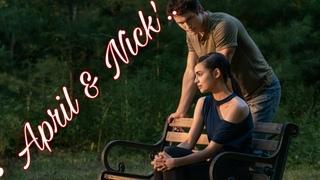 •April&Nick'.. —  Coldplayfeat. Beyonce -HymnForTheWeekend
