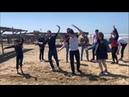 Девушки Танцуют Классно С Парнями На Море 2020 Лезгинка ALISHKA Мадина Юсупова Lezginka Чеченская