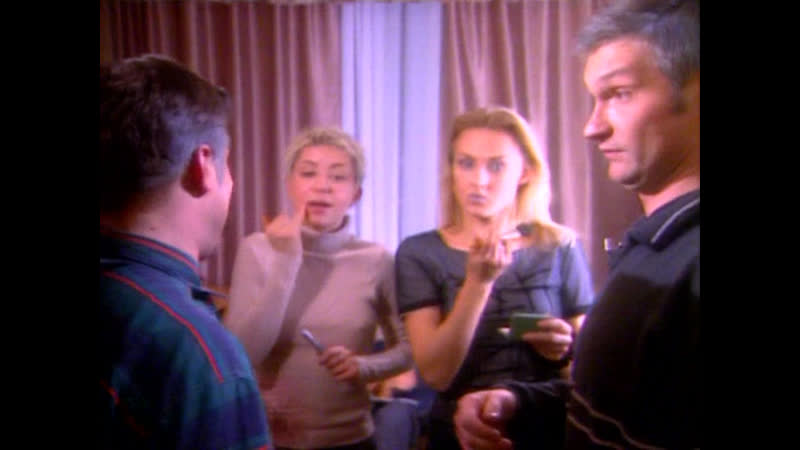 33 Квадратных Метра Ёлка в Семье Звездуновых 1989