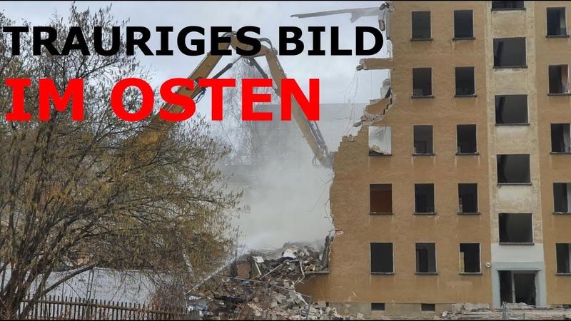 Trauriges Bild in Ostdeutschland - Erwartet Deutschland eine Deindustrialisierung?