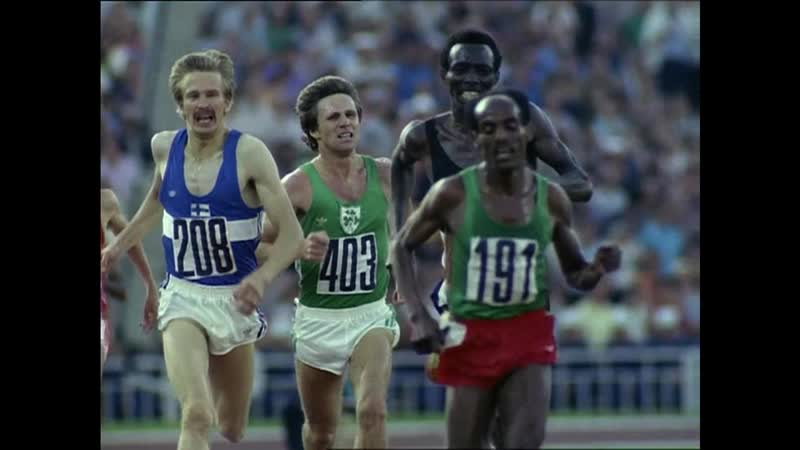 Athletics Mens 5000m Highlights Moscow 1980 Olympics
