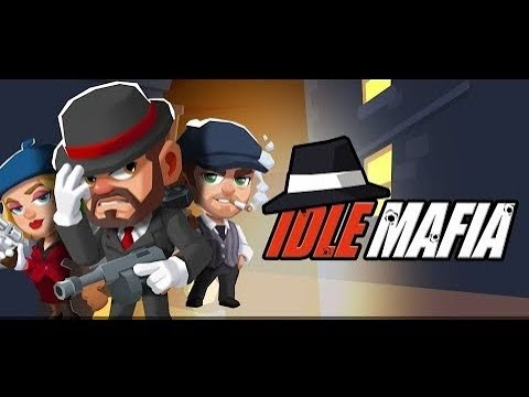 Idle Mafia Gerente Tycoon android game first look gameplay español