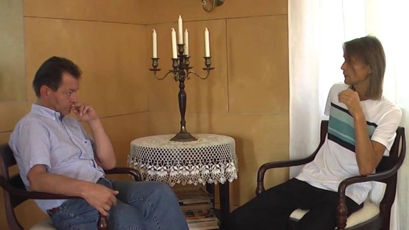 Беседы о пробуждении Роман Тихонов и Swami Dharma Sumiran Сумиран