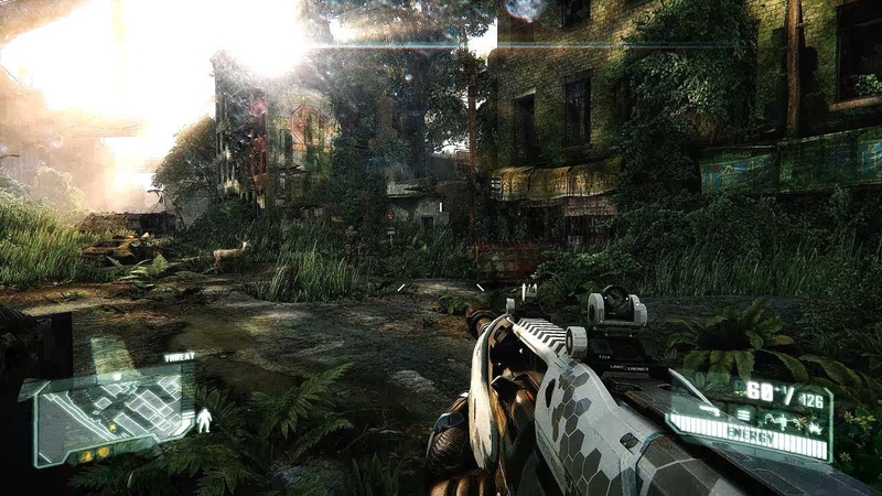 Crysis 3 Realistic Graphics Gameplay SweetFX