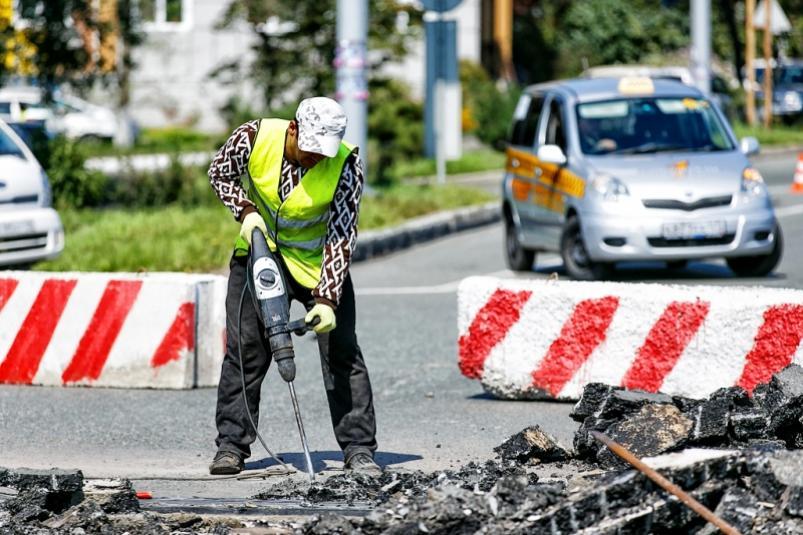 В КЧР отремонтируют 15 участков городских дорог