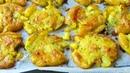 Las famosísimas patatas con ajo y tomillo que alguien aplastó 1 000 veces sin piedad