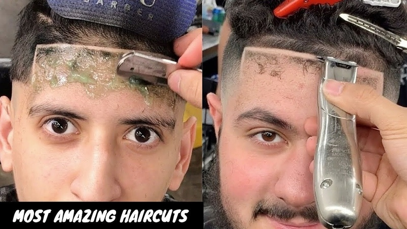 BEST BARBERS IN THE WORLD 2020 BARBER BATTLE EPISODE 6 SATISFYING VIDEO HD