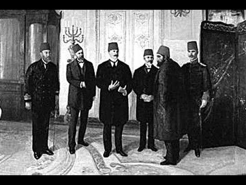 Abdülhamid Kimdir Pinti Hamid bomba olayı 31 mart Vakası Hal'i Kızıl Sultan theodor Herzl
