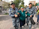 Нұр-Сұлтан мен Алматыдағы ұстаyлар / Задержания в Нур-Султане и Алматы