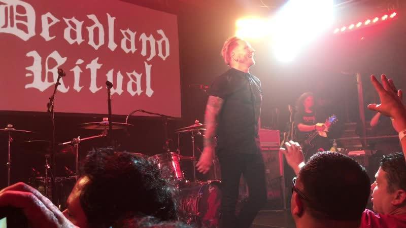 Deadland Ritual @ Troubadour, West Hollywood, CA, USA - 5/28/19