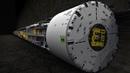Megastructures Engenering - Boring 3.2 kilometre long Belchen Tunnel in Switzerland