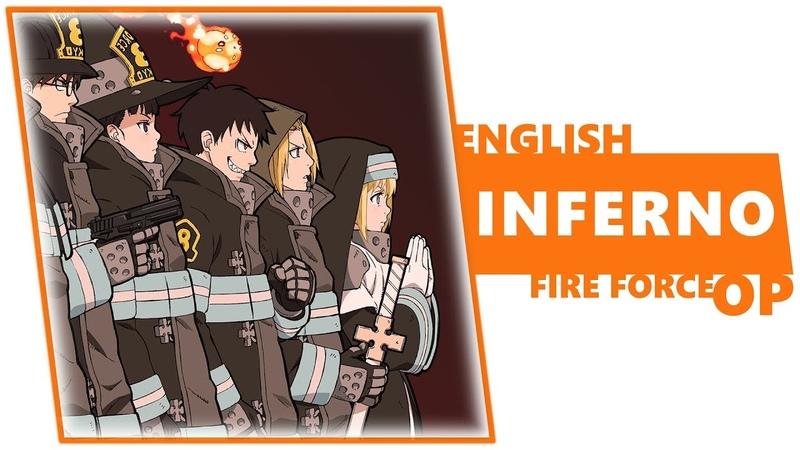 Дима Ланкастер Inferno Enen no Shouboutai Opening 1 English Cover