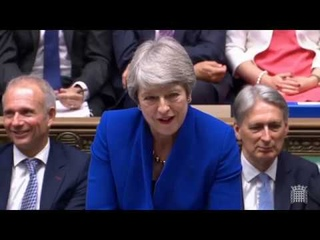Theresa May's last Prime Minister's Questions: 24 July 2019