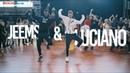 Luciano Jeems   Orokana Friends Workshops 4   Hip Hop Choreography