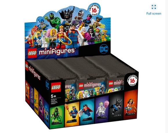 Angry Aqua Man Minifigure Super Hero NEW Lego Male Boy Light FLESH MINIFIG HEAD