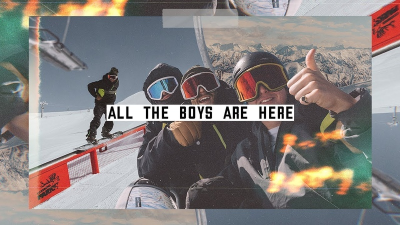ALL THE BOYS ARE HERE | StaleLIFE