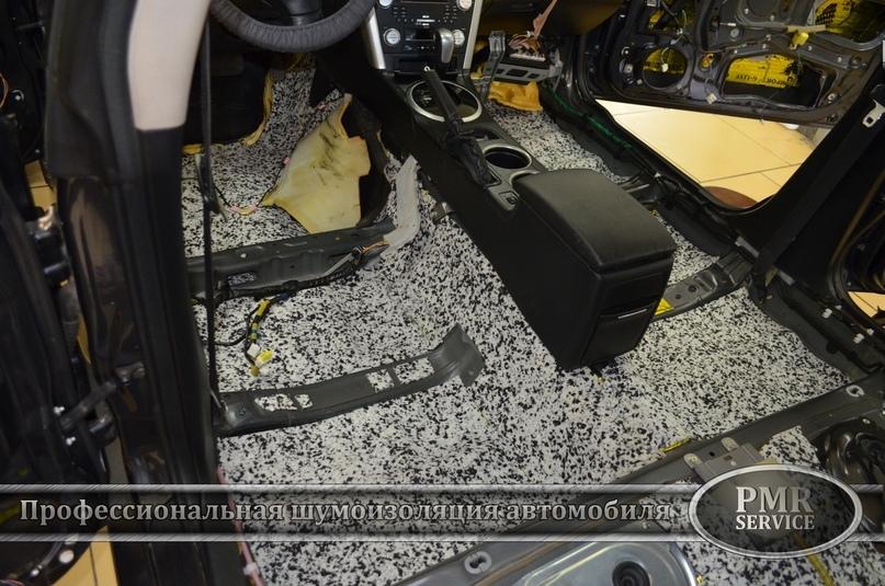 Шумоизоляция Subaru Outback, изображение №3