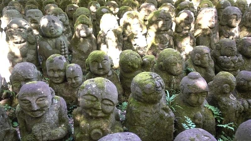 Exploring the Otagi Nenbutsu-ji Temple in Kyoto