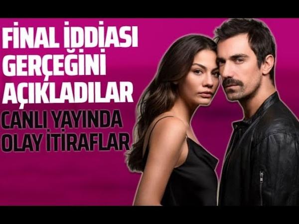 TV8 Doğduğun Ev Kaderindir final kararı! Demet Özdemir İbrahim Çelikkol açıkladı