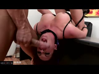 Tory Lane, Bruce Venture [Big boobs,In the office, Deep blowjob, Ass, Bondage, Cumshot in mouth, Curly, With the plot casting, p