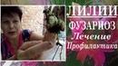 Лилии выращивание Болезни лилий ФУЗАРИОЗ лечение и профилактика