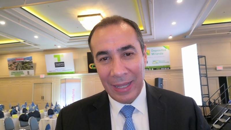 Camacol opina de Luis Pérez y venta de acciones de Hidroituango