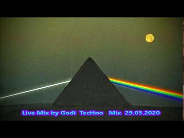 Live Mix by Godi TecHno Mix 29 03 2020