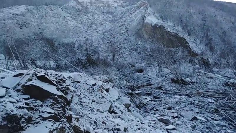 В Хабаровском крае упавший метеорит перекрыл Бурею декабрь 2018