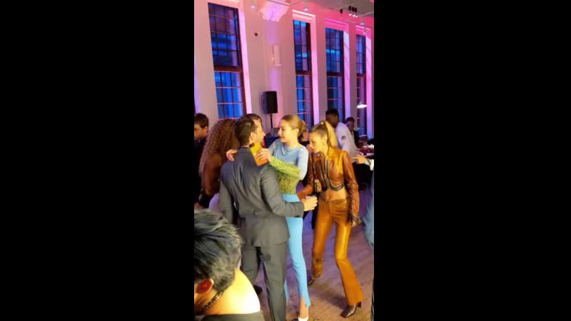 Вечеринка Дерека Бласберга и видеохостинга «YouTube», Нью-Йорк (09.09.19)