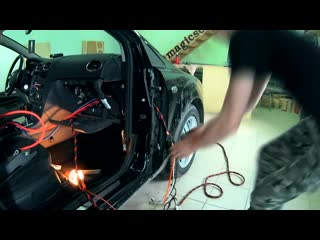 Ford Focus. Проводка