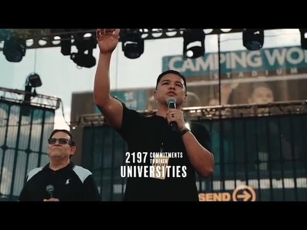 The Send 2019   60 000 человек   Новое «движение Иисуса» в США