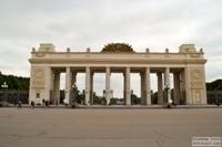 Парк культуры и отдыха им. М. Горького в Москве