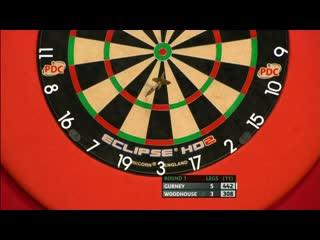 Daryl Gurney vs Luke Woodhouse (PDC Players Championship Finals 2019/ Round 1)