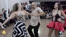 Baila Mundo Cadu e Suzanne X Priscila e Walter Copa Zouk 2019