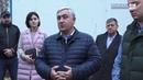 Глава г о Власиха А Алябьев посетил строительную площадку городского стадиона