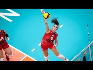 Nataliya Goncharova Beautiful and Amazing Volleyball Player (HD)