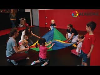 Секция детский фитнес (1+ лет)