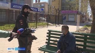 В Калмыкии полицейские проводят профилактические рейды