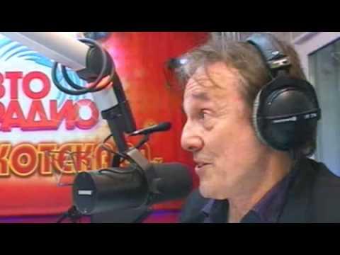 Murray Head - интервью к Дискотеке 80-х 2009