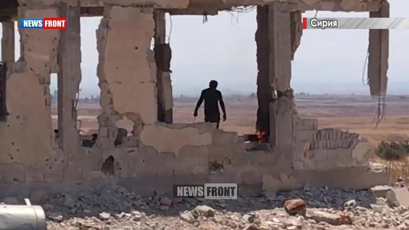 Сирийская Армия продолжает наступление, правительственные силы подошли к Хабиту 18 Опубликовано: 15 авг. 2019 г.