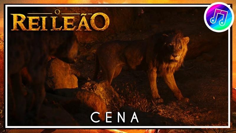 Cena Dublada: A Morte de Scar - O Rei Leão (2019)
