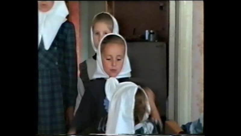 Кусочек из концерта для отца Вячеслава который приехал в Борисоглеб освящать чей то дом
