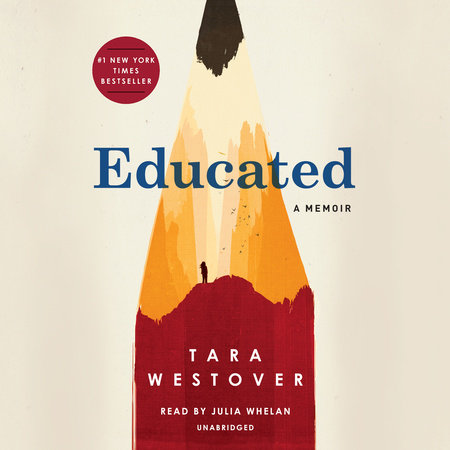 Tara Westover - Educated - Best Memoir & Autobiography