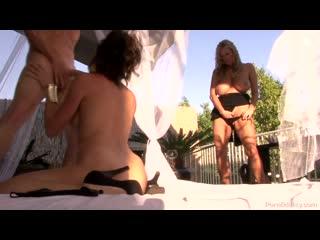 Chanel Preston - Fuck My Husband [Redhead, Blonde, Big Tits, High Heels, Cheating, Threesome, Cuckold, Hardcore, Cumshot]