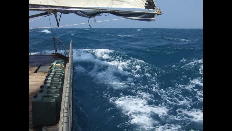 В Бабэнмандельском проливе
