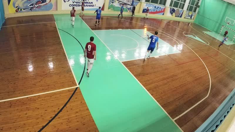 SanDali (4 - 2) ИАЗ 4 Лига
